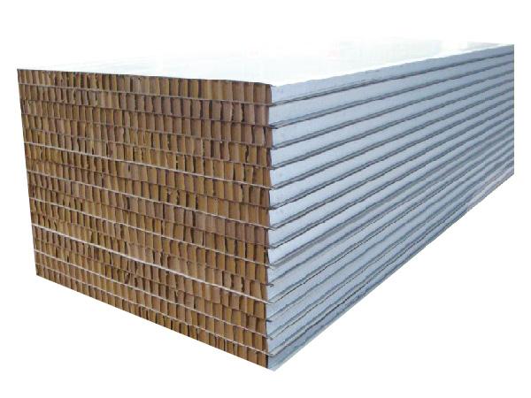 纸蜂窝夹芯板为净化工程带来帮助